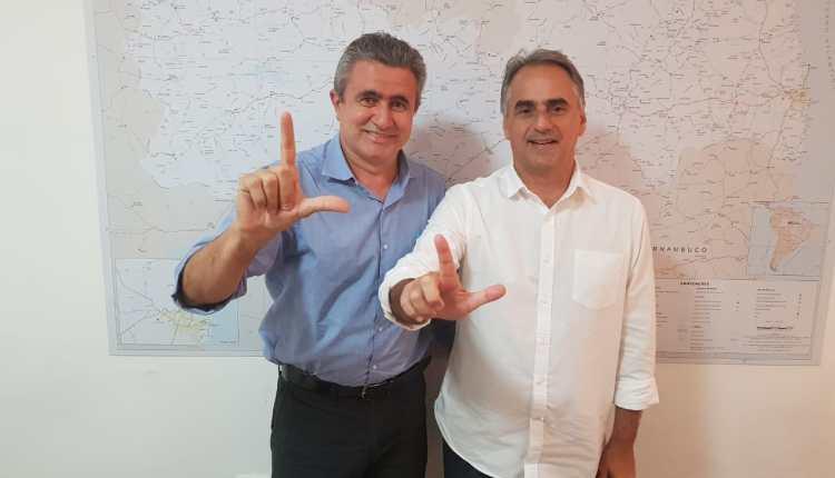 ADESÃO: liderança de Santa Luzia anuncia apoio a Lucélio Cartaxo