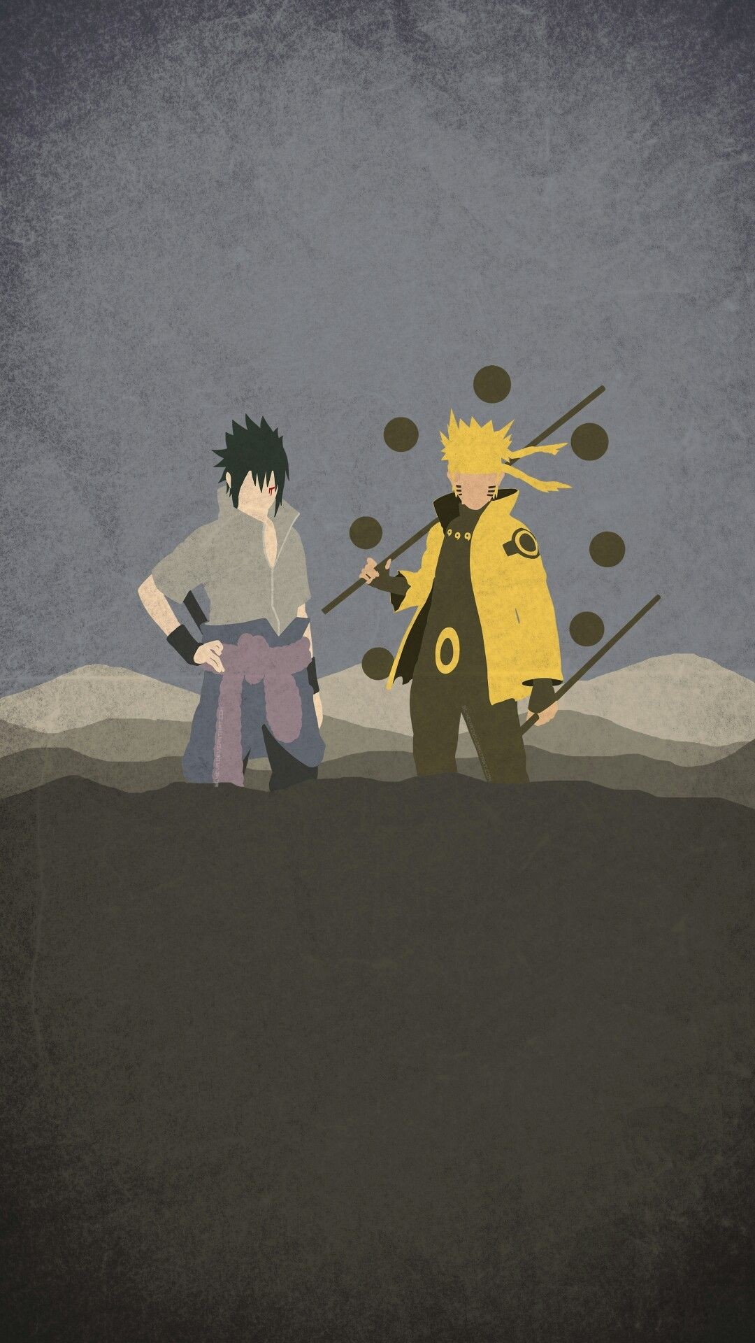 Check out this fantastic collection of naruto phone wallpapers, with 33 naruto phone background images for your desktop, phone or tablet. Minimalist Anime Wallpapers (83+ background pictures)