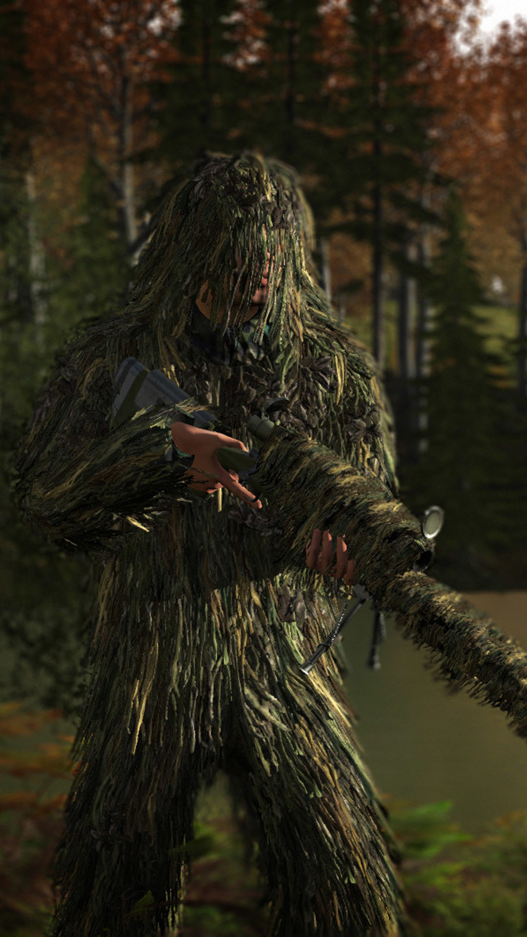 ghillie suit wallpapers 71