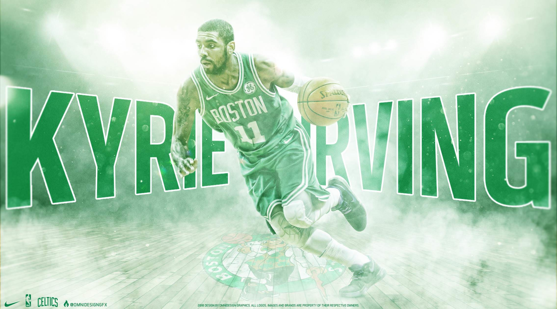 Kyrie Irving Wallpaper Iphone X Kyrie Irving 2018 Wallpapers 73 Background Pictures