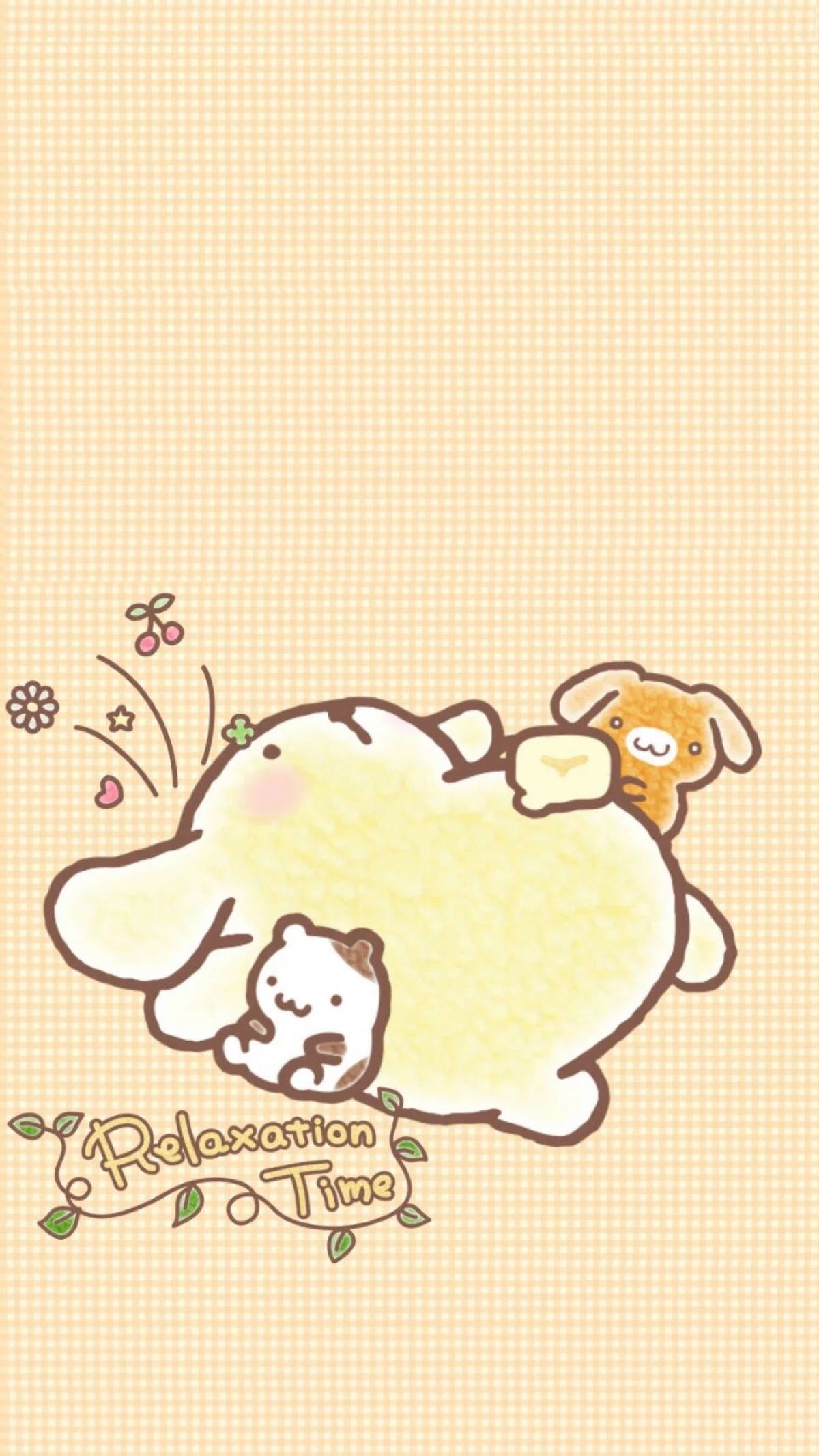 Cute Korean Wallpaper For Cell Phones Sanrio Wallpapers 75 Background Pictures