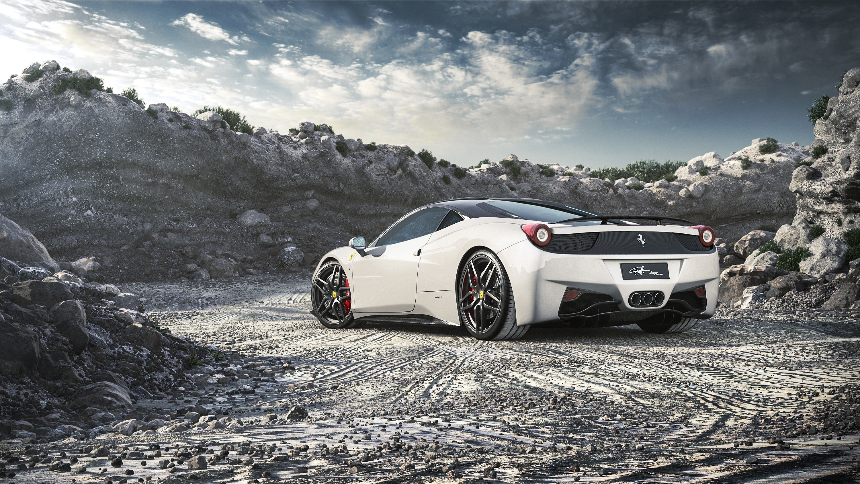 2018 Ferrari 458 Italia Wallpapers 77 Background Pictures