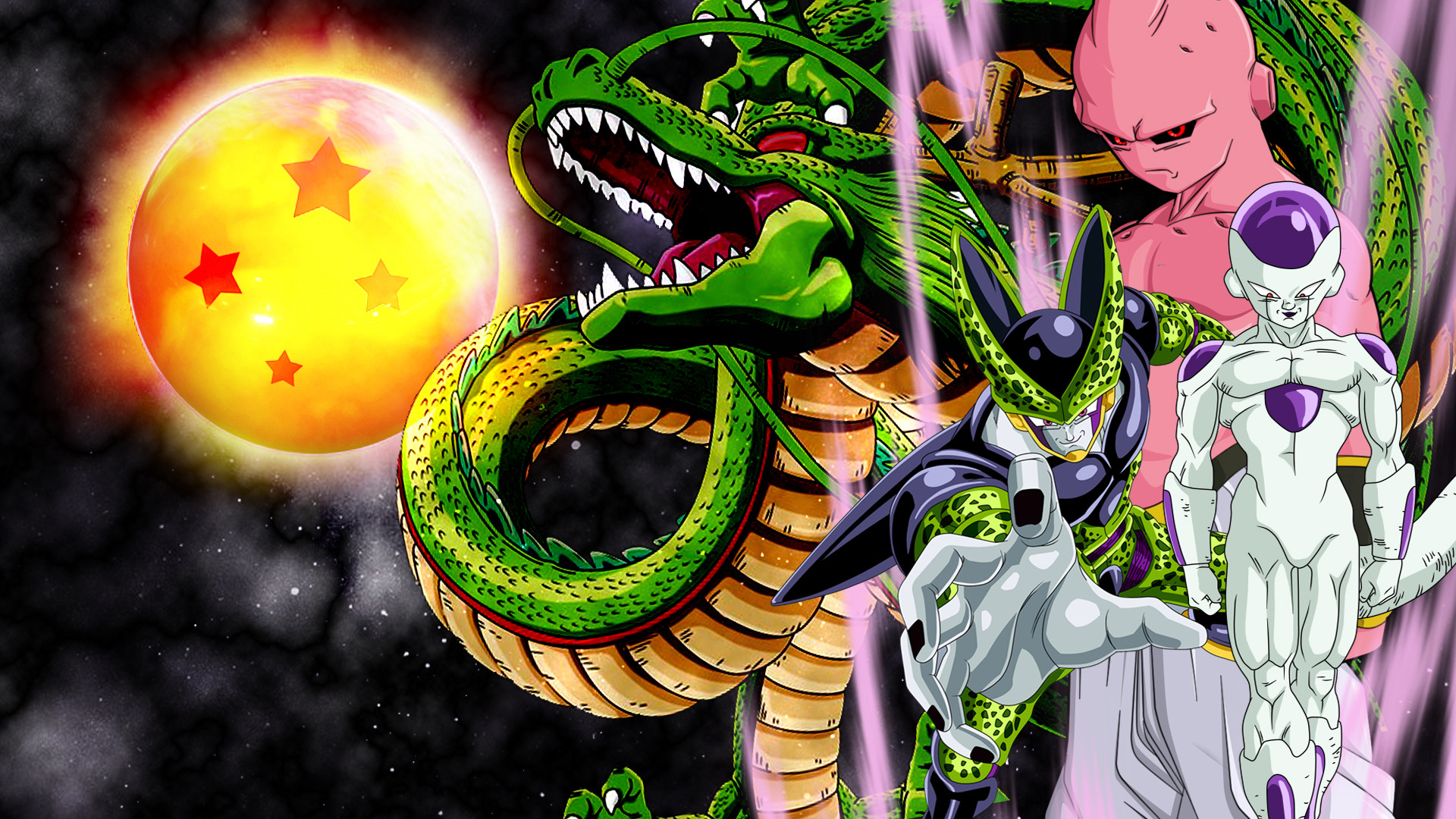 cell dbz wallpapers 56