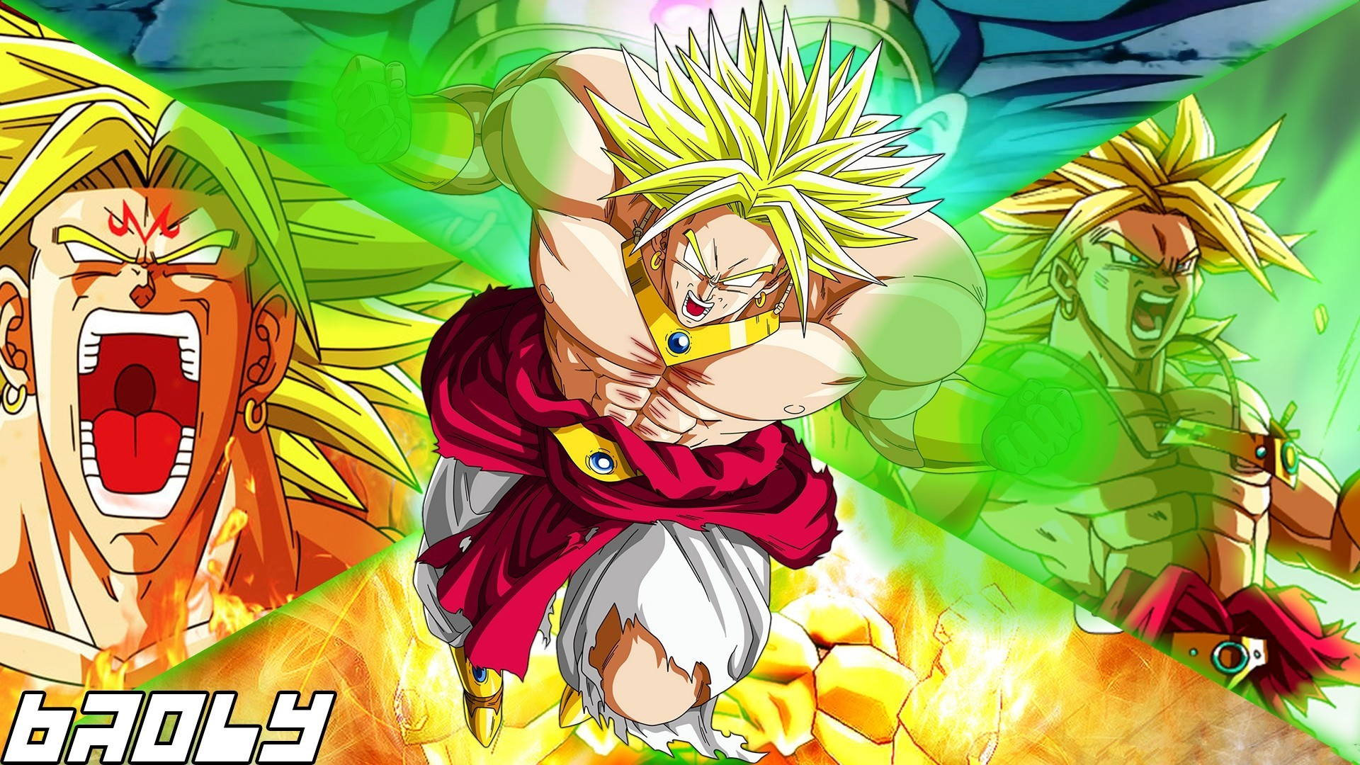 How To Create Your Own Live Wallpaper Iphone X Broly Wallpapers 62 Background Pictures