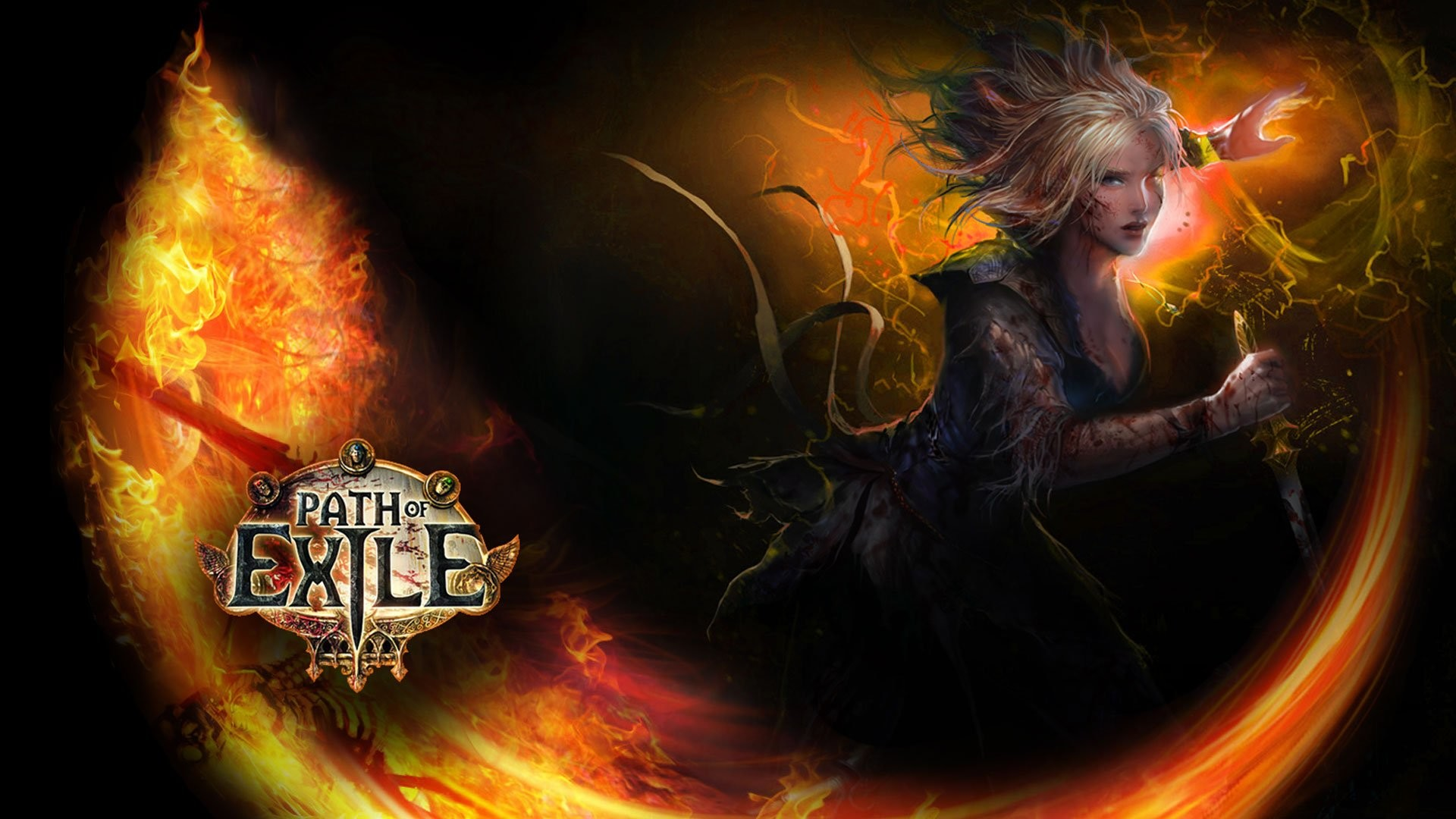 Poe Fall Of Oriath Wallpaper Path Of Exile Wallpapers 80 Background Pictures