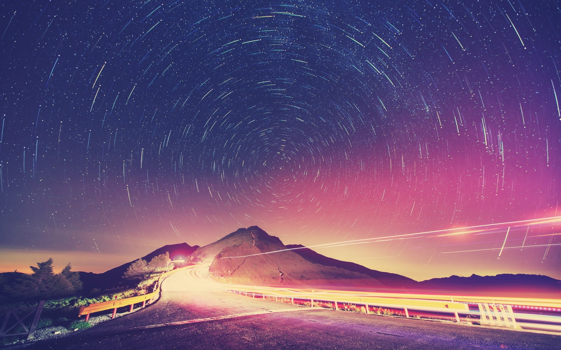 starry night wallpapers 74