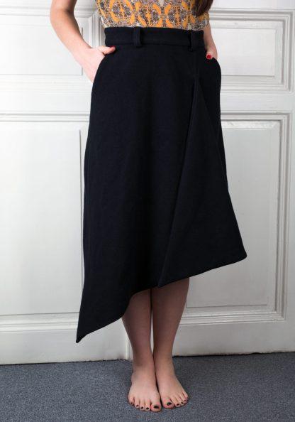 Pavel Berky černá sukně