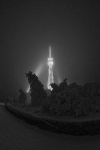 Зимняя телевышка - Павел Богданов