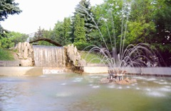 Пятигорский фонтан