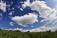 Вершина Машука - фото телевышки.