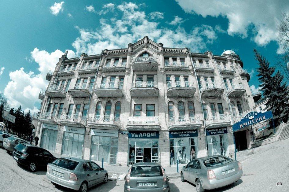 Бывшая гостиница Эрмитаж