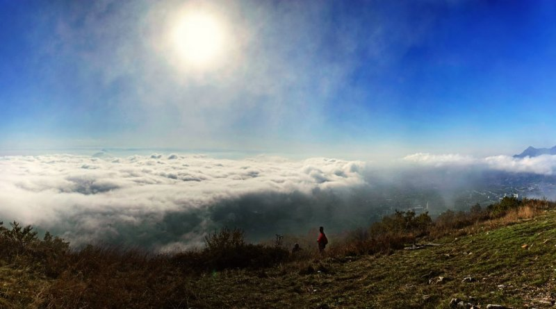 Панорамы вершины Машука