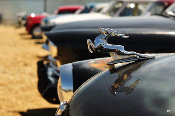 Выставка ретро автомобилей в Ессентуках 2011