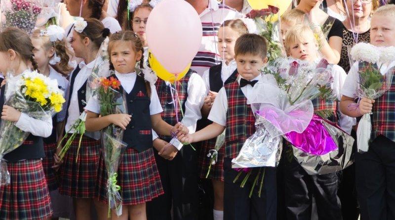 Первое сентября в Пятигорске