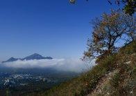 Осенний вид на Бештау