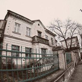 Старый дом на Октябрьской
