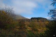 Осень начинается на Машуке