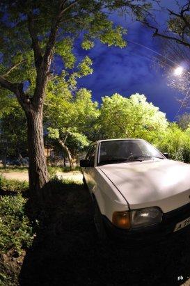 Ночь. Форд.