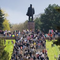 День Победы в Пятигорске