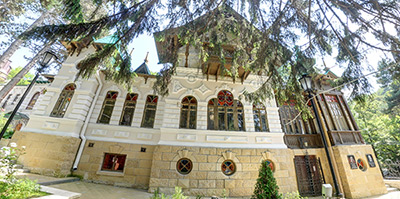 Музей Дача Шаляпина