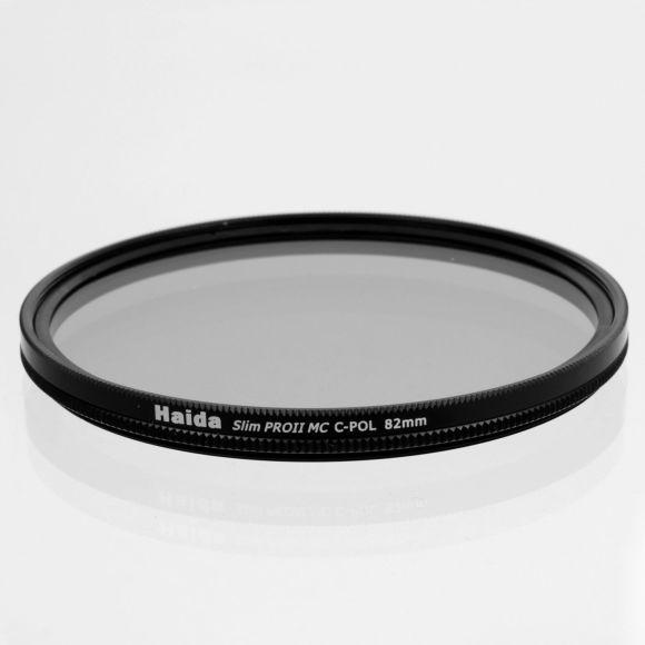 Тест поляризующего фильтра Haida Slim Pro