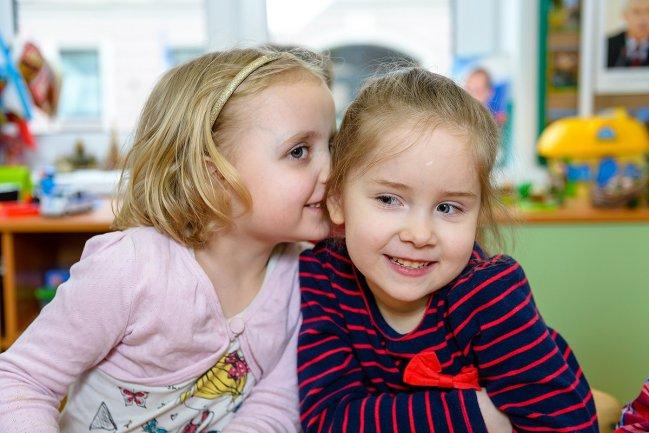 Игровая фотография в детском саду