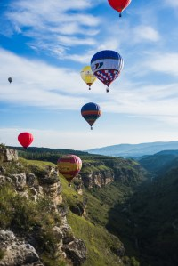 Воздушные шары в Кисловодске