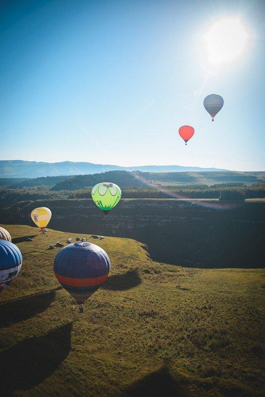 Фото - воздушные шары в Кисловодске