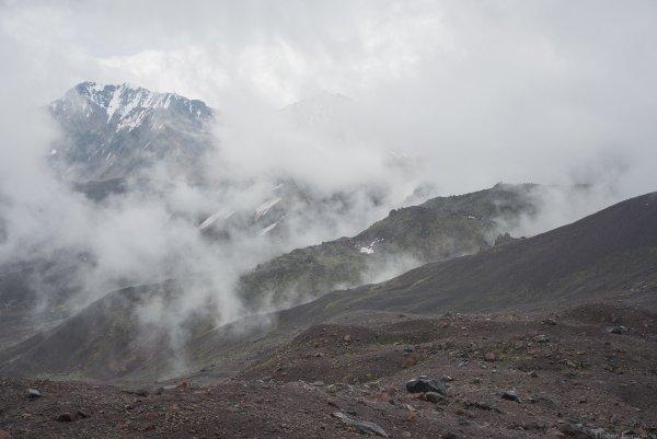 Северо-восточные склоны Эльбруса