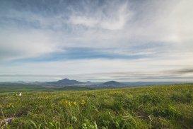 Вид с горы Юца