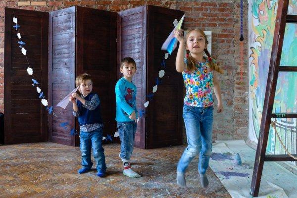 Фото детей Петербург