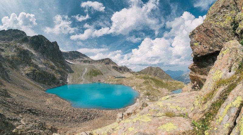 Софийские озера в Архызе