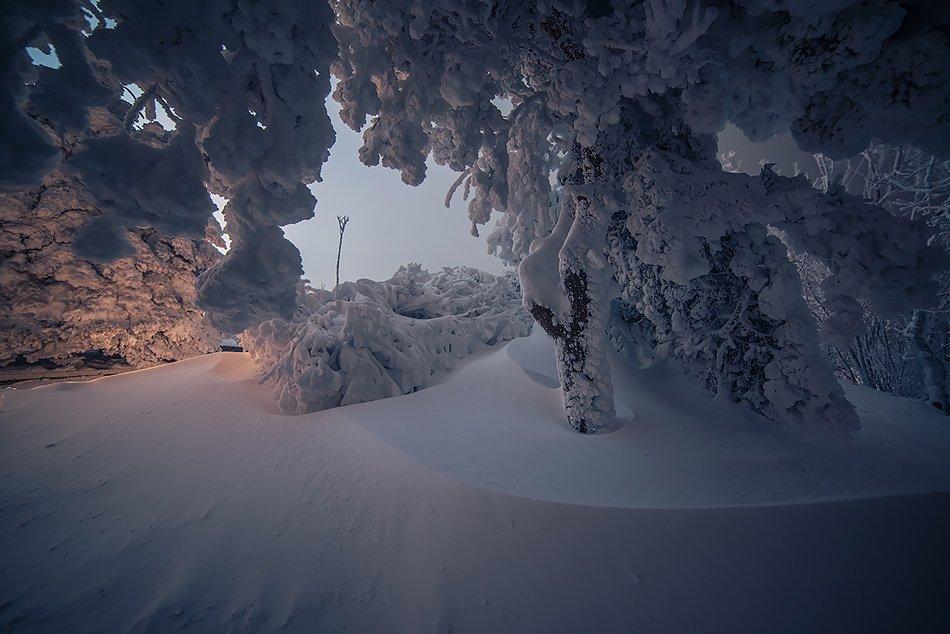 Снежный Пятигорск