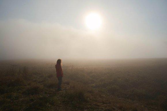 Рассвет на плато