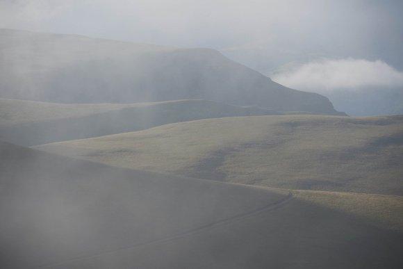 Утренняя дымка на Шаджатмазе