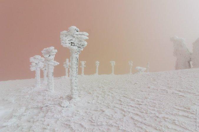 Панорамная площадка на вершине Машука