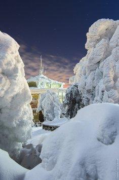 Фотография на вершине Машука