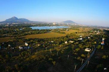 За Новопятигорским озером
