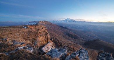 Кавказ - обои на рабочий стол