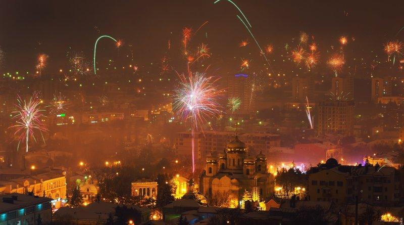 Новый год в Пятигорске
