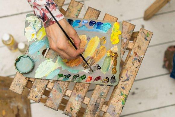 Фотосъемка в художественной студии
