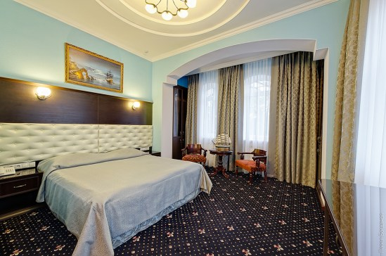 Фотосъёмка гостиничных номеров в Пятигорске