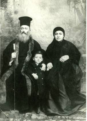 K Pavellas, Wife, Alex