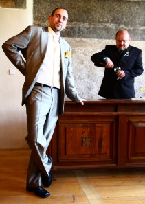 Pan W a jeho tchán (Plzeňˆ | duben 2012)