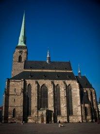 Katedrála sv. Bartoloměje (Plzeň | březen 2013)