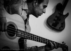My friend is guitar maniac :) (Horní Slavkov | prosinec 2013)