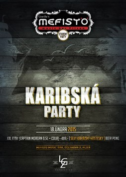 Karibská party