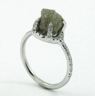 Rough Diamond Ring4