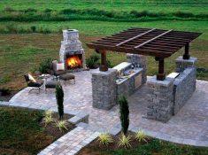 Paver Fire pit