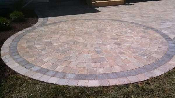pavers and landscaping dayton ohio